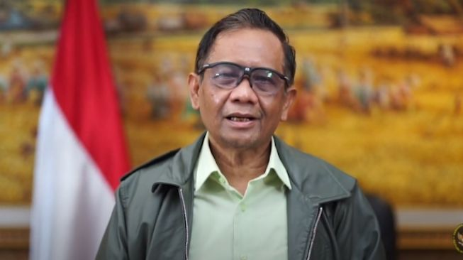 Mahfud MD: Tak Ada Gunanya Yusril Gugat AD/ART Demokrat, Keluarga SBY Tetap Berkuasa