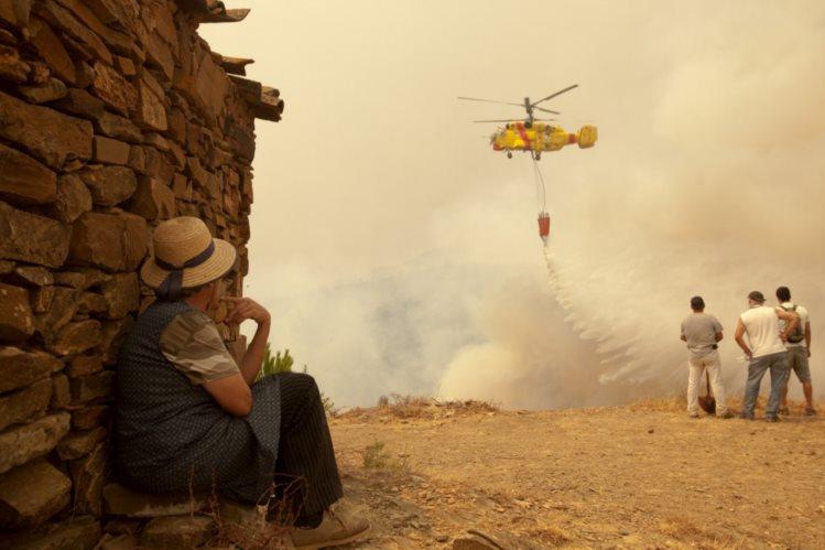 PJ detém homem que impediu abastecimento de água para combate a incêndio
