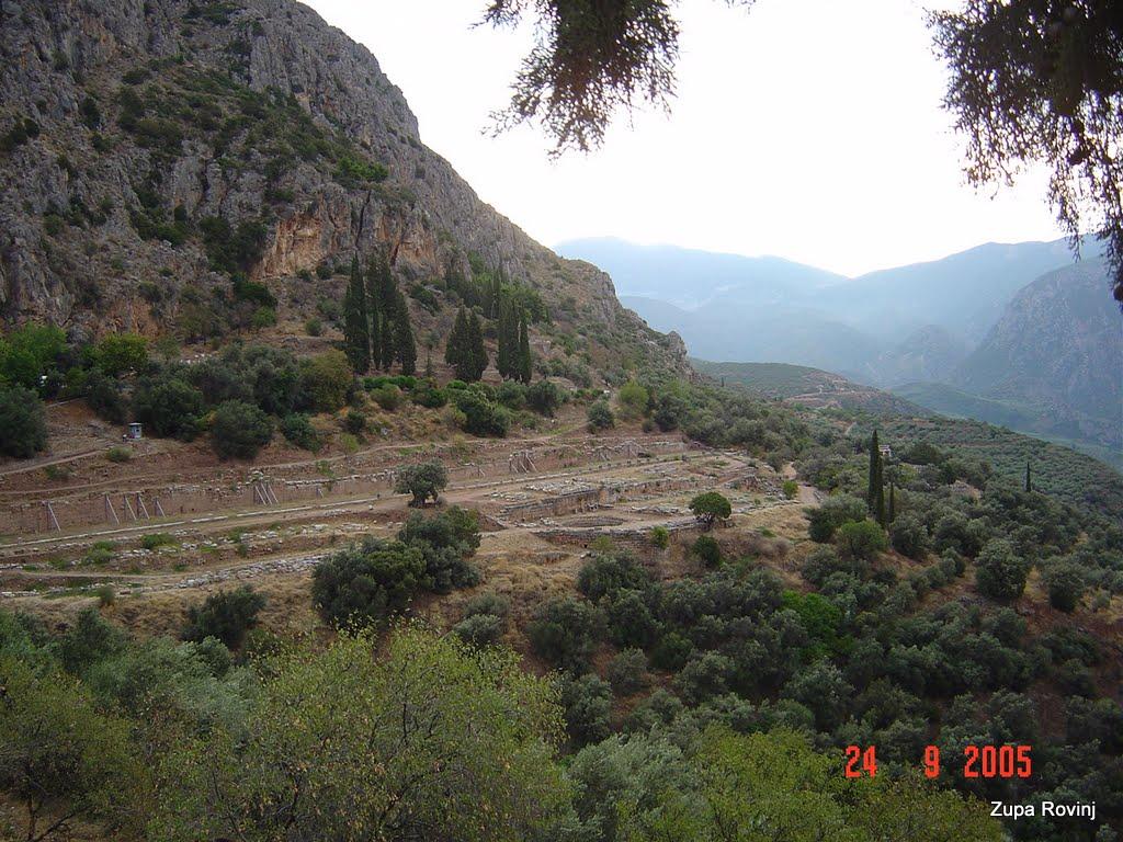 Stopama sv. Pavla po Grčkoj 2005 - DSC05351.JPG