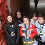 Taller Escola Els Estanys (Platja d'Aro) 6è A 03/02/2015