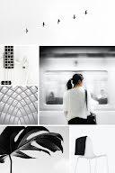 Modern Collage - Pinterest Pin item