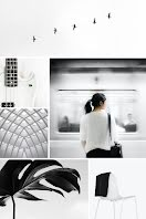 Modern Collage - Pinterest Pin item