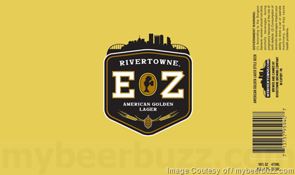 Rivertowne - Hala Colada, Mangs Up, EZ, Heritage Trail Pale Ale & Salt N' Peppercorn Gose