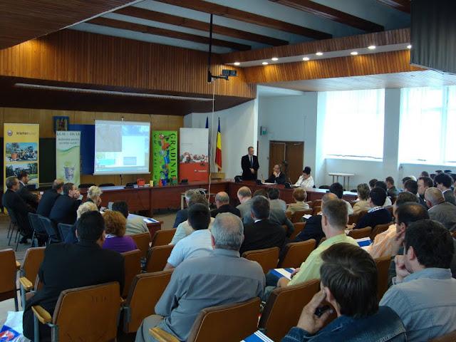 Inaugurarea, la Medias, a primului punct subteran pt. colectarea deseurilor de ambalaje din Romania - DSC06350.JPG