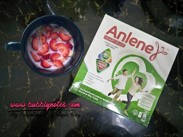 Usaha Jauhi 3 Tinggi Dengan ANLENE Heart-Plus™ (1)