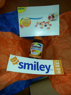 NEW Centrum MultiGummies Multivitamins #smiley360