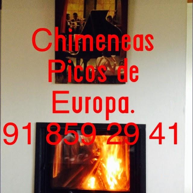 Chimeneas picos de europa venta de chimenea en las rozas - Venta de chimeneas en madrid ...