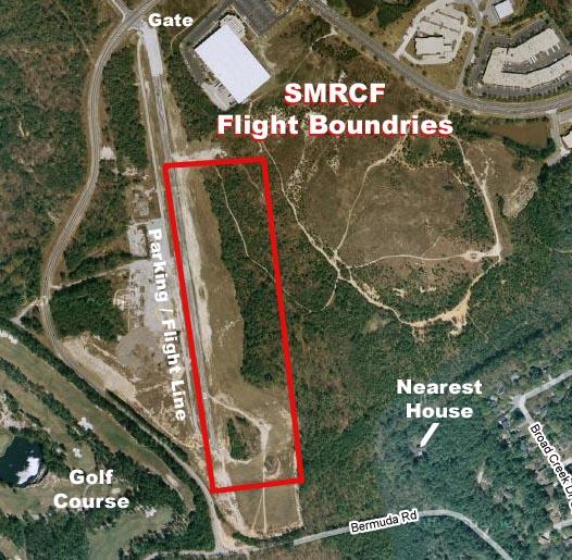 Flight Boundaries