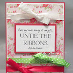 QQ0813D Untie the Ribbons