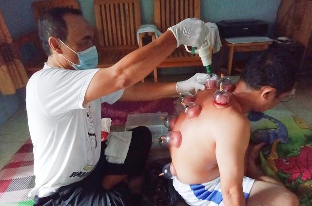 Tuntaskan Vaksinasi, Widodo Makin Percaya Diri Membekam Pelanggan