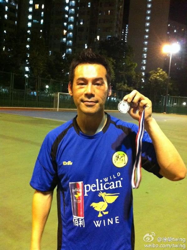 Tsui Wing / Xu Rong  Actor
