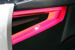Nissan IDx Nismo Taillights