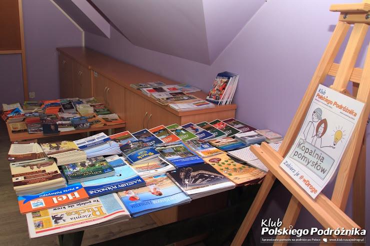 Klub Polskiego Podróżnika - Spotkanie Ruszamy na Kaszuby w Chmielnie