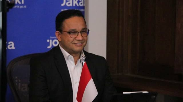 Gubernur DKI Moncer di Survei Capres, Musuh Anies Makin Nyaring