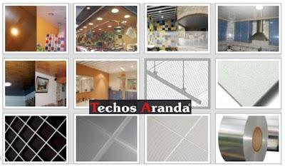 Suministro y montaje de techos de aluminio Madrid