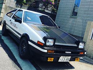 スプリンタートレノ AE86 AE86 GT-APEX 58年式のカスタム事例画像 lemoned_ae86さんの2020年05月05日16:11の投稿