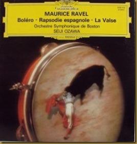 Ravel Rapsodia Ozawa