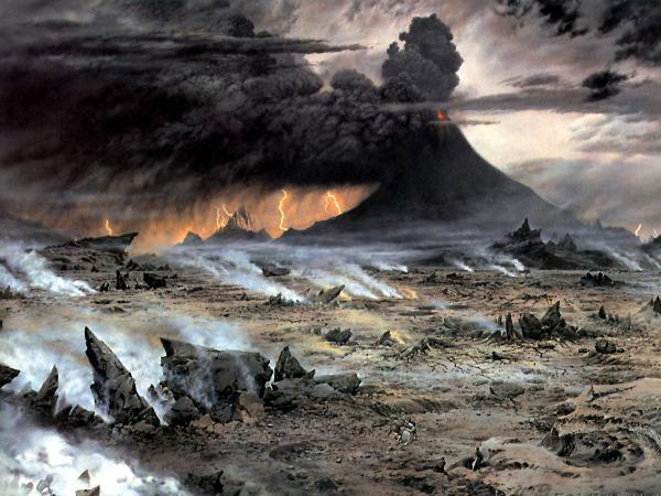 Horror Landscape Of Dream 11, Magical Landscapes 3