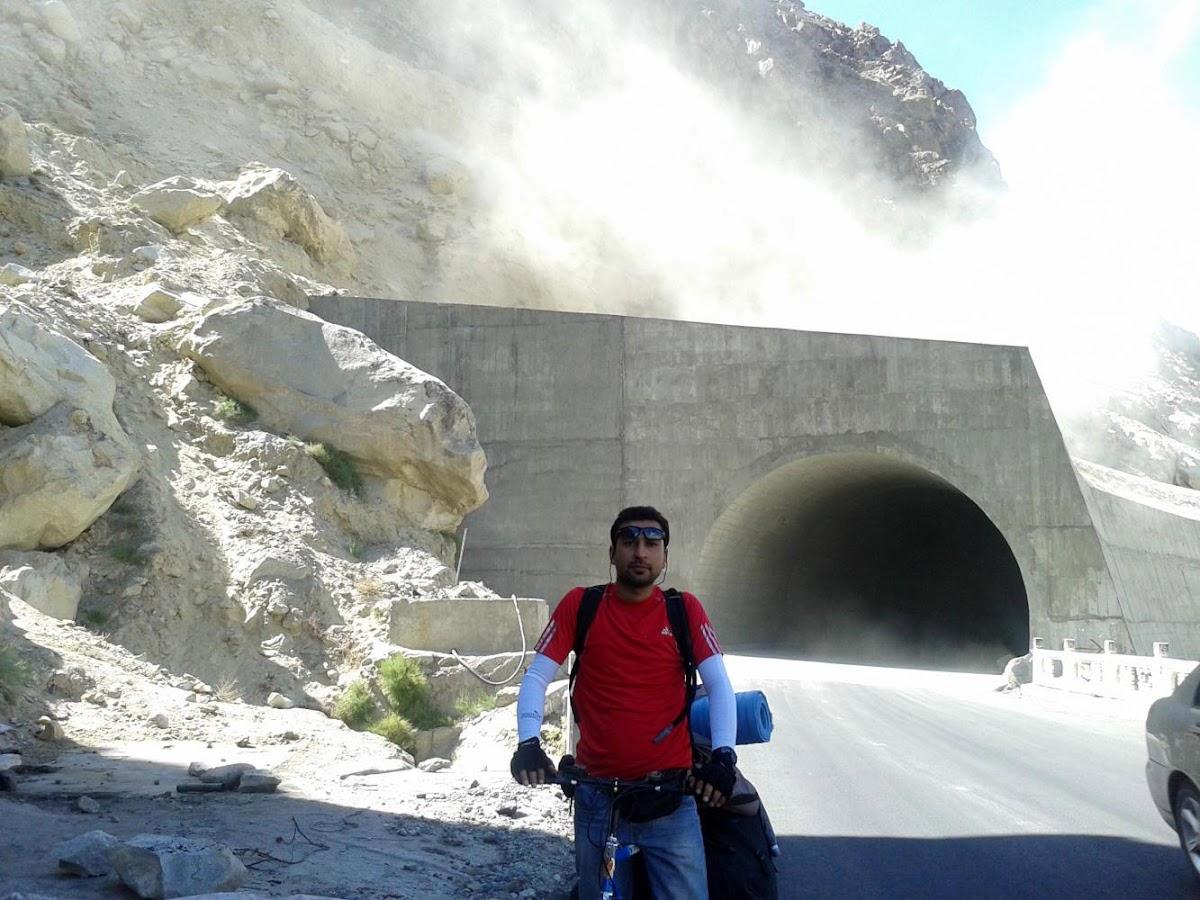 Tunnel on KKH