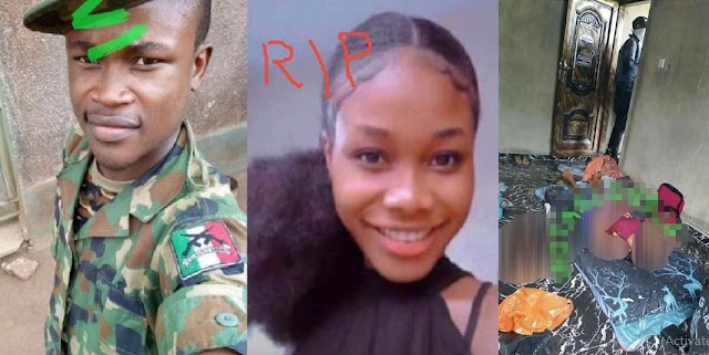 Soldier Allegedly Rapes, Murders Fiancee & Cuts Off Her Finger Over Alleged Cheating