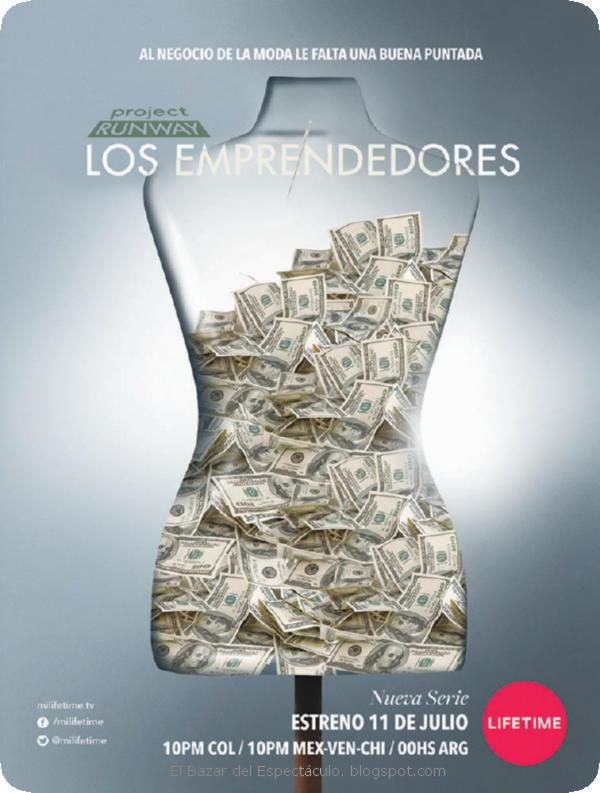 PROJECT RUNWAY Key Art - Los Emprendedores.jpeg