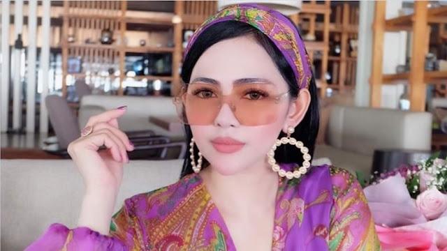 Model Cantik 'Vania Clara Wijaya' Berbagi Tips Cegah Covid-19