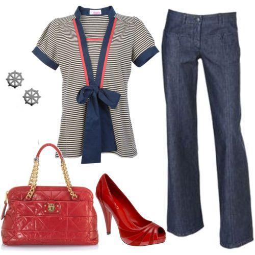 Outfits De Moda ...Me Tomo Cinco Minutos Estilo Casual Urbano