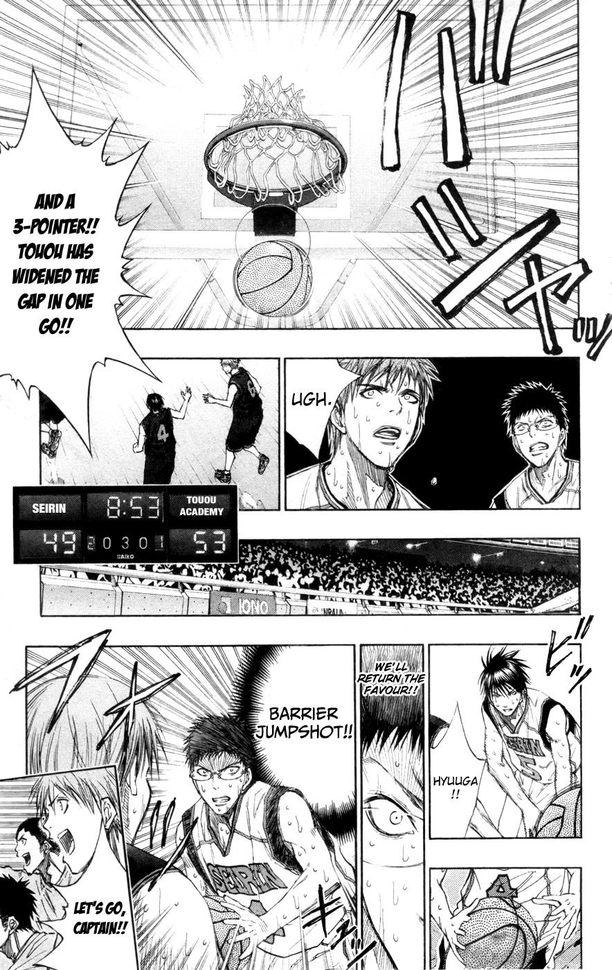 Kuroko no Basket Manga Chapter 126 - Image 17