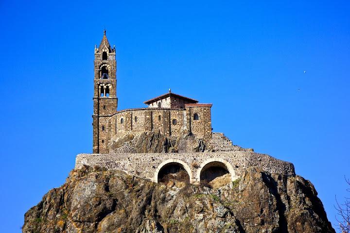 Capela de Saint-Michel d'Aiguilhe