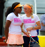 Serena Williams & Caroline Wozniacki - Mutua Madrid Open 2015 -DSC_1121.jpg