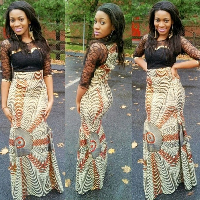Latest ankara dress styles (5)