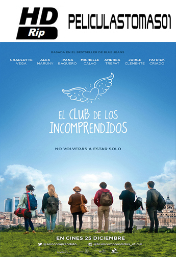 El Club de los incomprendidos (2014) HDRip