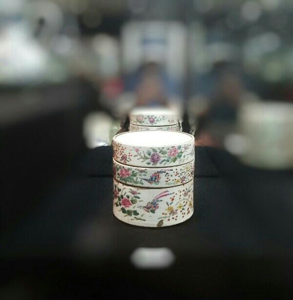 Melihat Koleksi Peranti Keramik Museum Kalimantan Barat