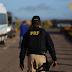 Oeste: PRF flagra passageira de ônibus transportando maconha, cocaína e haxixe