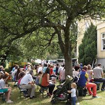 Familiennachmittag Sommerfest 2016.06.11