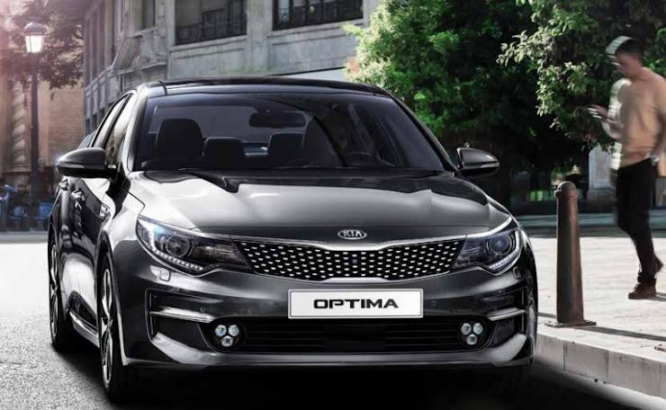 KIA Optima, un vehículo inspirado por la innovación