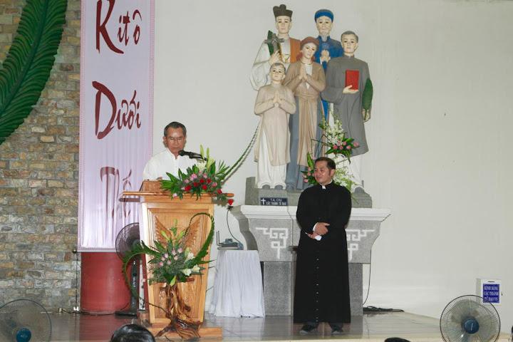 Giáo xứ Phước Hải đón Cha tân phó xứ Giuse Nguyễn Văn Quyền