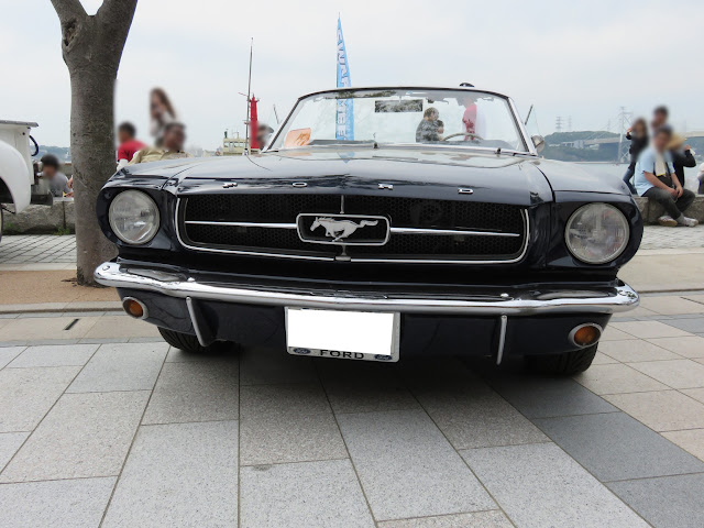 FORD MUSTANG CONVERTIBLE-2