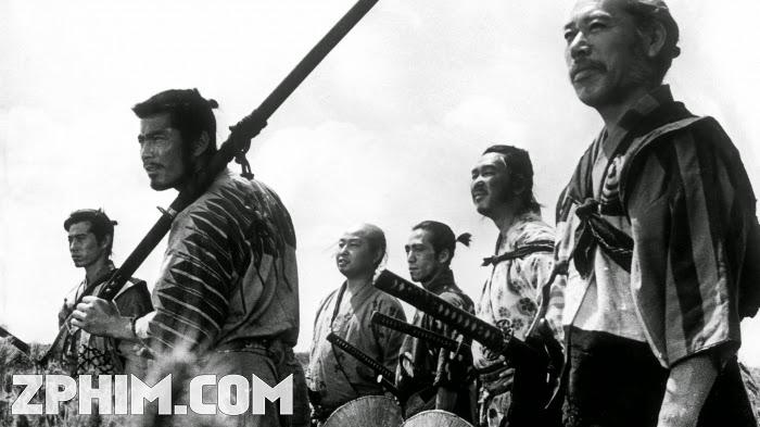 Ảnh trong phim Bảy Võ Sĩ Đạo - Seven Samurai 1