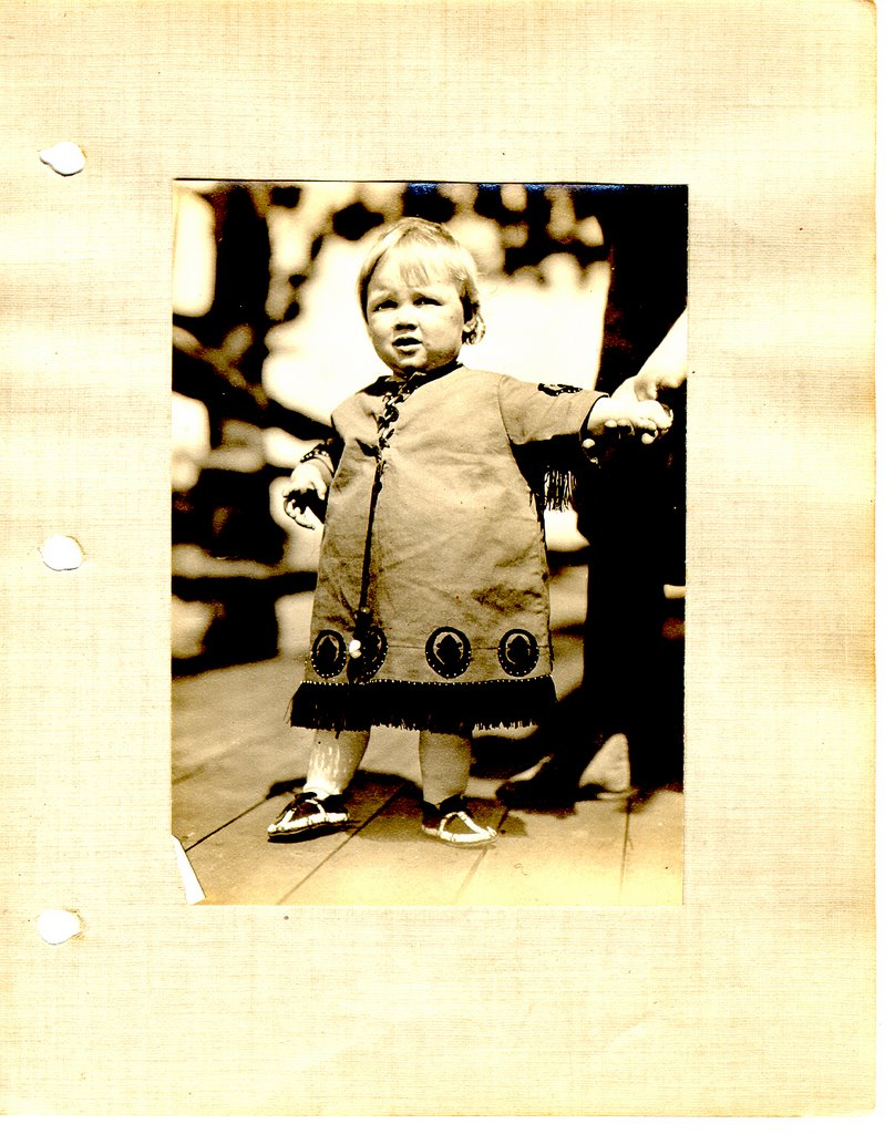 1915 Baby Janet
