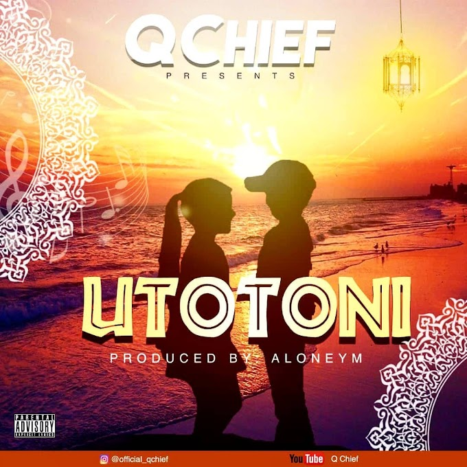AUDIO | Q Chief – Utotoni | Download New Song