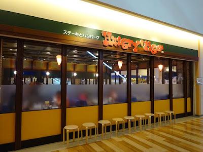 ハングリータイガートレッサ横浜
