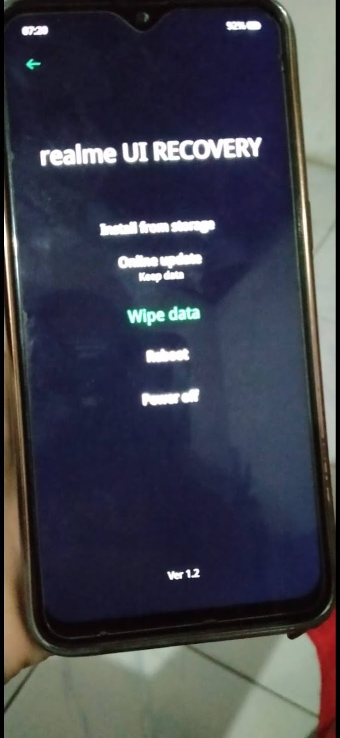 Cara Gampang Mengatasi Android Bootloop (Stuck di Recovery Mode)