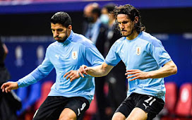 Uruguay have suffered back-to-back lopsided defeats, losing 3-0 to Argentina and 4-1 to Brazil.