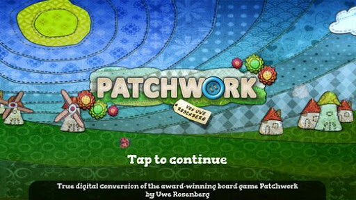 Patchwork The Game IPA