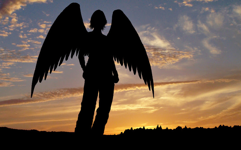 Angel And Sunset, Angels 2