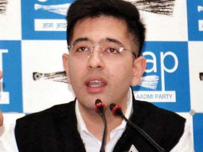 पलायन पर सियासत / यूपी में दिल्ली के आप विधायक राघव चड्ढा पर केस दर्ज; कहा था- योगी सरकार पलायन कर रहे लोगों को पिटवा रही है