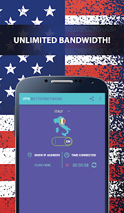 VPN Betternetwork- screenshot thumbnail