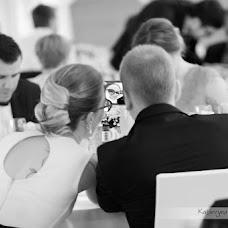 Wedding photographer Katarzyna Fręchowicz (demiartPl). Photo of 11.07.2017
