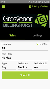 Grosvenor Billinghurst- screenshot thumbnail